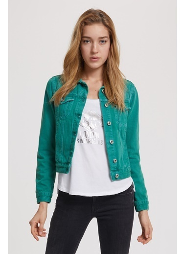 Lee Cooper Ceket Yeşil